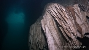 underwater cave diving khao sok