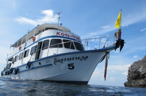 Kon-Tiki Dive Boat Koh Lanta