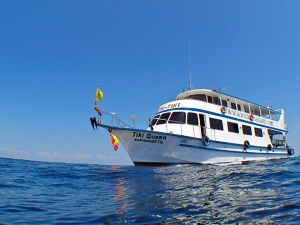 Kon-Tiki Thailand Diving Boat Tiki Queen