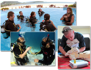 Kon-Tiki Diving IDC Instructor Course october 2012
