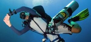 PADI Tec Basics Fundamentals Technical Diving Thailand Koh Lanta