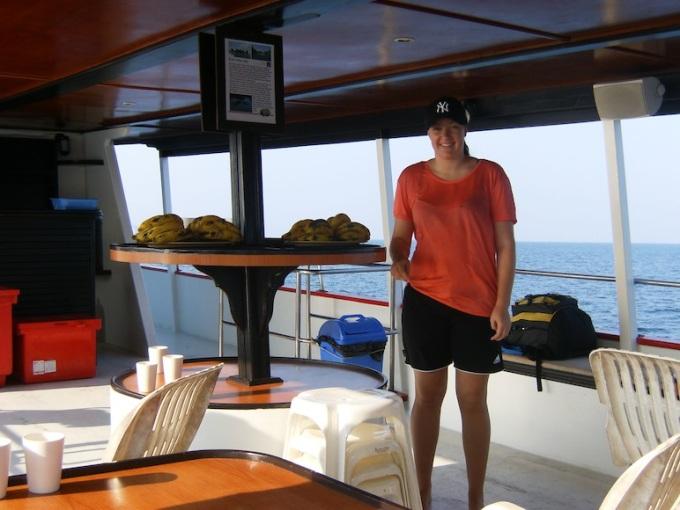 Emelie Kon-Tiki Krabi Boat