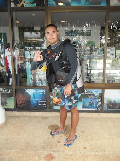 Kon-Tiki Krabi trainee