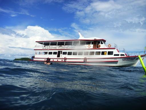Kon-Tiki Dive Boat