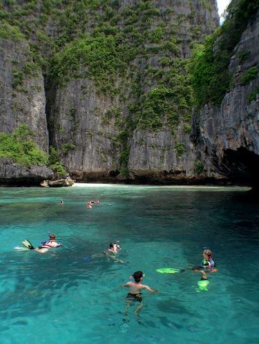 Best snorkeling in Krabi, Thailand