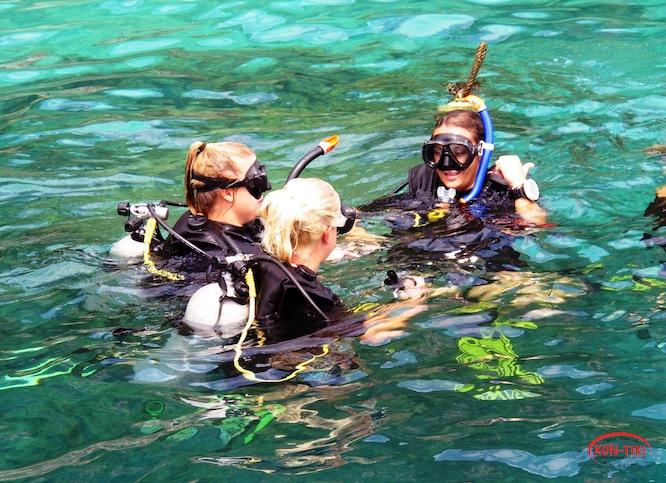 Discover Scuba Diving Phi Phi Kon-Tiki Krabi
