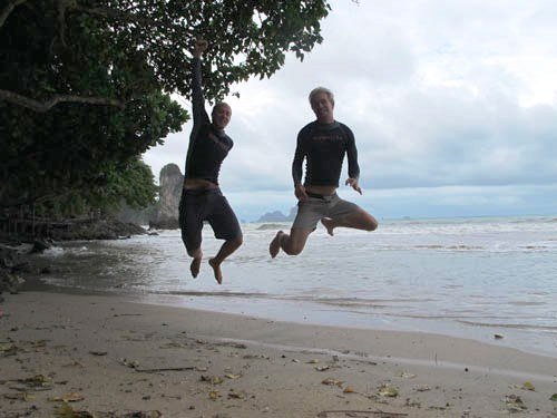 Finathon Kon-Tiki Krabi 2013 August