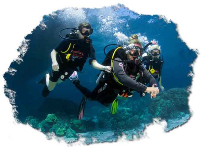 PADI IDC Scuba Diving Instructor Course Koh Lanta