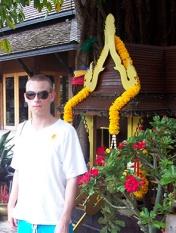 Daniel Nilsson Kon-Tiki Trainee Diving Krabi Ao Nang Thailand