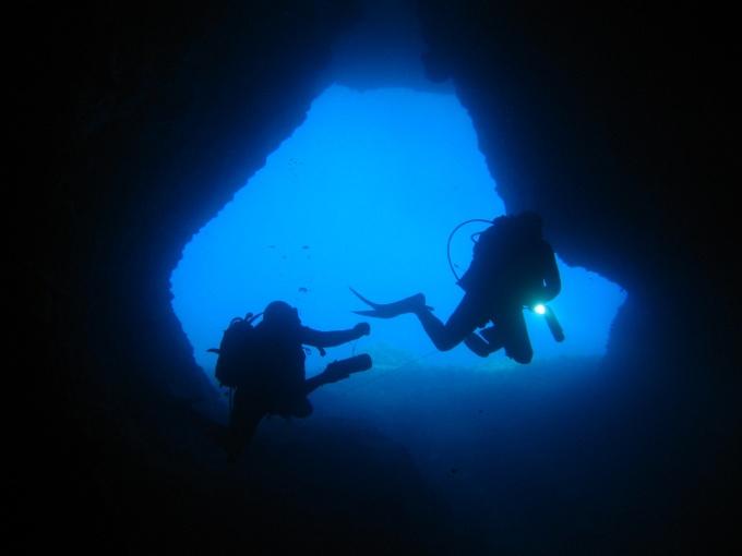 Kreta Diving Divemaster Course Kon-Tiki Krabi Ao Nang Thailand