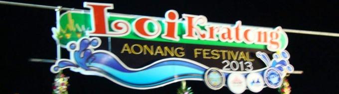 Loi Khratong Diving Thailand Krabi Kon-Tiki