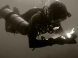 PADI Sidemount Cavern Diver course krabi thailand