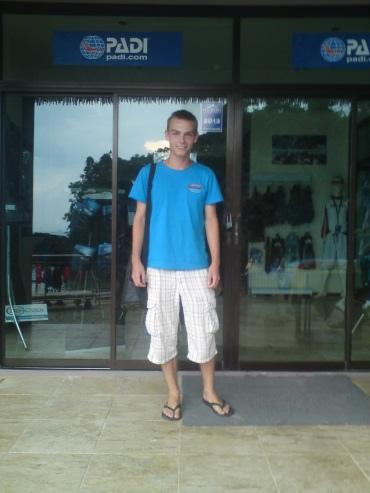 Daniel Kon-Tiki trainee